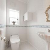 注文住宅 かっこいい工務店 ハウスデザイン Ie Plan イエプラン 施工例1f トイレ
