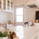 注文住宅 かっこいい工務店 ハウスデザイン Ie Plan イエプラン 施工例2f オープンキッチン 造作キッチン