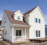 注文住宅 かっこいい工務店 ハウスデザイン Ie Plan イエプラン 施工例2 北米スタイル