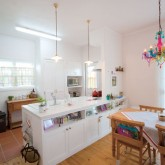 注文住宅 かっこいい工務店 Ie Plan イエプラン 施工例5e オープンキッチン 造作キッチン