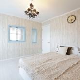 注文住宅 かっこいい工務店 ハウスデザイン Ie Plan イエプラン 施工例6k 寝室