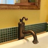 注文住宅 かっこいい工務店 ハウスデザイン Ie Plan イエプラン 施工例9f 造作キッチン 水栓金具