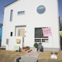 注文住宅 かっこいい工務店 ハウスデザイン イエプラン 江曽島モデルハウスオープン 三角屋根 外観