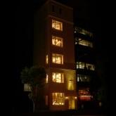 atelier 366 アンティークランプの修理とシャンデリア製作の工房 東京都目黒区中目黒 アトリエ366 店舗全景