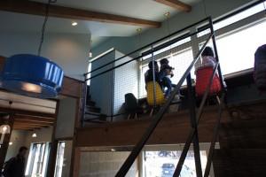 注文住宅 かっこいい工務店 規格住宅 ブレスホーム カフェ完成見学会 2階カウンター席