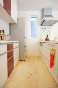 注文住宅 かっこいい工務店 ハウスデザイン イエプラン 栃木県宇都宮市江曽島 モデルハウスオープン オープンキッチン2