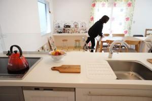 注文住宅 かっこいい工務店 ハウスデザイン イエプラン 栃木県宇都宮市江曽島 モデルハウスオープン ワークスペース