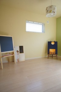 かっこいい工務店 ハウスデザイン イエプラン 栃木県宇都宮市江曽島 モデルハウスオープン 2F 子供部屋2_1