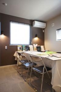 注文住宅 かっこいい工務店 ハウスデザイン イエプラン 栃木県宇都宮市江曽島 モデルハウスオープン 2F 寝室
