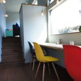 注文住宅 かっこいい工務店 店舗施工特集 ブレスホーム バンコ カフェ12
