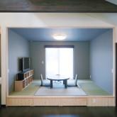 注文住宅 かっこいい工務店 規格住宅 熊本 ブレス 施工事例 ジャパニーズモダン 和室