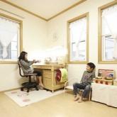 注文住宅 かっこいい工務店 埼玉 古川工務店 輸入住宅 プロヴァンス 施工例19 子供部屋