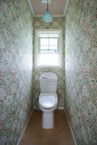注文住宅 かっこいい工務店 栃木 イエプラン建築事務所 ハウスデザイン お家見学スタンプラリー 2階 トイレ