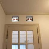 注文住宅 かっこいい工務店 宮城 富樫工業 施工例13 ステンドグラスの飾り