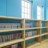 注文住宅 かっこいい工務店 熊本 ブレス ブレスホーム 施行例 プロヴァンス 子ども部屋 造作本棚 21m