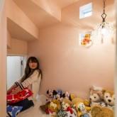 注文住宅 かっこいい工務店 熊本 ブレス ブレスホーム 施行例 プロヴァンス 屋根裏部屋 21p