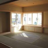 注文住宅 かっこいい工務店 宮城 輸入住宅 富樫工業 施工例 18 和室