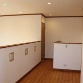 注文住宅 かっこいい工務店 宮城 輸入住宅 富樫工業 施行例20 2階ホール