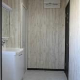 注文住宅 かっこいい工務店 宮城 輸入住宅 施行例 和モダン 24 洗面所 脱衣所