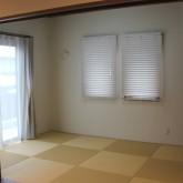 注文住宅 かっこいい工務店 宮城 富樫工業 施工例 26 ナチュラルモダン 和室 琉球畳