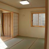 注文住宅 かっこいい工務店 宮城 富樫工業 施行例27 北米 アメリカン 和室