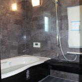注文住宅 かっこいい工務店 宮城 富樫工業 施工例 36 ブリック バスルーム
