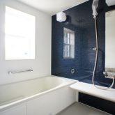 注文住宅 かっこいい工務店 静岡 輸入住宅 施工例11 コッツウォルズ サニタリースペース  バスルーム