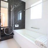 注文住宅 かっこいい工務店 栃木 イエプラン建築事務所 施工例13 ニューヨークスタイル ニューヨーカー バスルーム