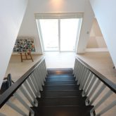 注文住宅 かっこいい工務店 栃木 イエプラン建築事務所 施工例13 ニューヨークスタイル ニューヨーカー ストリップ階段