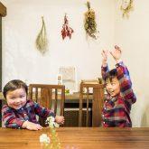 注文住宅 かっこいい工務店 熊本 ブレス ブレスホーム 施行例25 プロヴァンス ダイニングルーム 造作棚