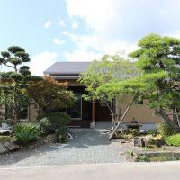注文住宅 かっこいい工務店 熊本 ブレス ブレスホーム 施工例27 和風建築 平屋 モダン