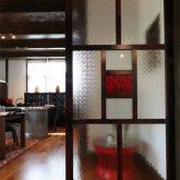 注文住宅 かっこいい工務店 熊本 ブレス ブレスホーム 施工例27 和風建築 平屋 キッチン&ダイニング