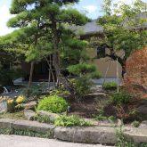 注文住宅 かっこいい工務店 熊本 ブレス ブレスホーム 施工例27 和風建築 平屋 庭