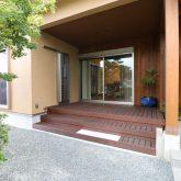 注文住宅 かっこいい工務店 熊本 ブレス ブレスホーム 施工例27 和風建築 平屋 ウッドデッキ