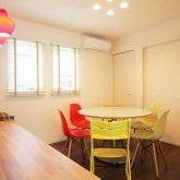 注文住宅 かっこいい工務店 岡山 アイム・コラボレーション アイムの家 施工例6 家族のコミュニケーションも個々の趣味も大切にした家 ダイニング