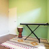 注文住宅 かっこいい工務店 岡山 アイム・コラボレーション アイムの家 施工例6 家族のコミュニケーションも個々の趣味も大切にした家 趣味のスペース