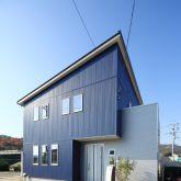 注文住宅 かっこいい工務店 岡山 アイム・コラボレーション アイムの家 施工例8 キッチンを空間のメインステージに 外観