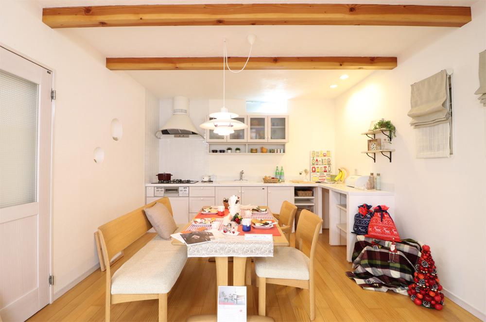注文住宅 かっこいい工務店 岡山 アイム・コラボレーション アイムの家 ショールーム Natural ナチュラル