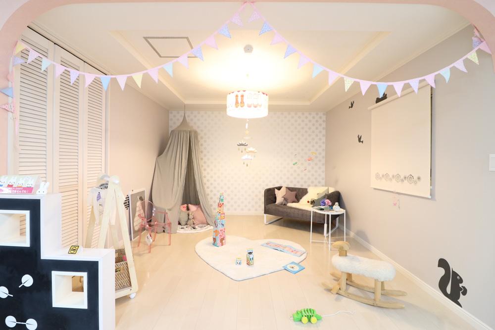 注文住宅 かっこいい工務店 岡山 アイム・コラボレーション アイムの家 ショールーム Kids Interior キッズインテリア