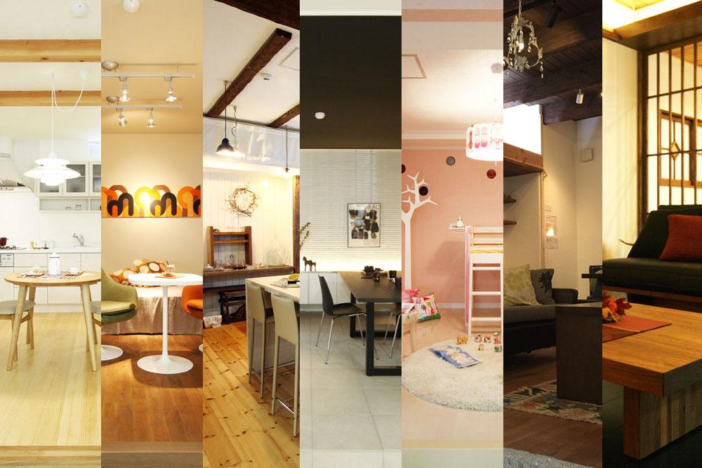 注文住宅 かっこいい工務店 岡山 アイム・コラボレーション アイムの家 ショールーム