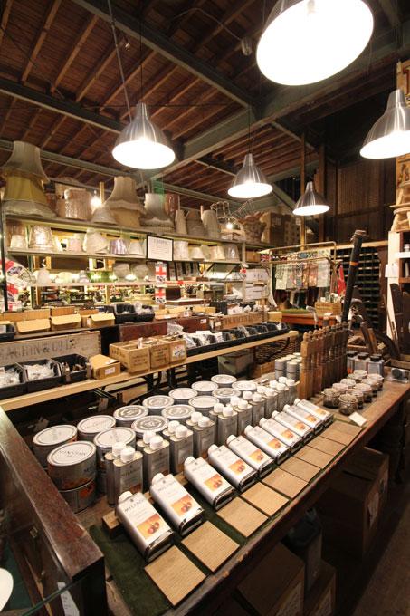 注文住宅 かっこいい工務店 インテリア KENT STORE 静岡本店 & FACTORY ケントストア&ファクトリー メンテナンスブース
