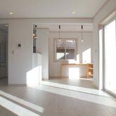 注文住宅 かっこいい工務店 宮城 富樫工業 トガシホーム 輸入住宅 プロヴァンス 46邸 リビング