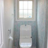 注文住宅 かっこいい工務店 宮城 富樫工業 トガシホーム 輸入住宅 プロヴァンス 49邸 トイレ