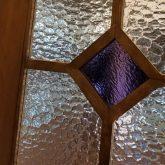 注文住宅 かっこいい工務店 熊本 ブレス ブレスホーム 完成見学会 上益城郡益城町 平屋 和風 ステンドグラス ドア