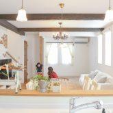 注文住宅 かっこいい工務店 栃木 イエプラン建築事務所 ハウスデザイン 施工例15 オーガニックナチュラルハウス キッチン