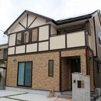 注文住宅 かっこいい工務店 宮城 富樫工業 輸入住宅 施工例52 チューダースタイル 外観