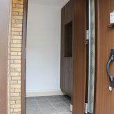 注文住宅 かっこいい工務店 宮城 富樫工業 輸入住宅 施工例52 チューダースタイル エントランス