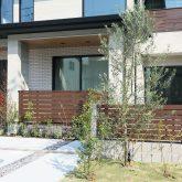 注文住宅 かっこいい工務店 岡山 アイム・コラボレーション アイムの家 施工例15 ゼロエネルギー住宅 庭づくり