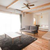 注文住宅 かっこいい工務店 岡山 アイム・コラボレーション アイムの家 施工例16 リビング&和室