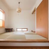 注文住宅 かっこいい工務店 岡山 アイム・コラボレーション アイムの家 施工例16 和室